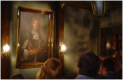 De vliegende hollander - Schilderij in de kamer ...